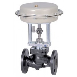 Low Cost and Compact 2-port Control Valve