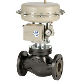 Heavy Duty 2-port Control Valve
