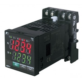 PXR4 Socket Type 48x48mm Temperature Controller