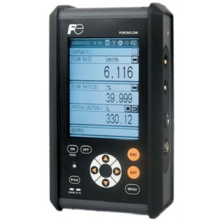 Portaflow-C Portable Ultrasonic Flowmeter