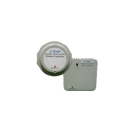 Ambient Temperature and RH ZigBee Transmitter Z-TEMP