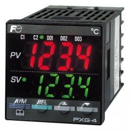 PXG4 48x48mm Temperature and Process Controllers