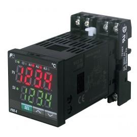PXR4 Socket Type 48x48mm Temperature Controller
