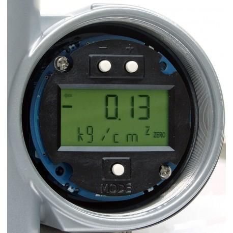 LCD Indicator for Fuji Electric V5 Pressure Transmitters