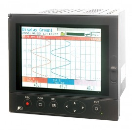 Fuji PHF Paperless Recorder, Up To 6 Inputs