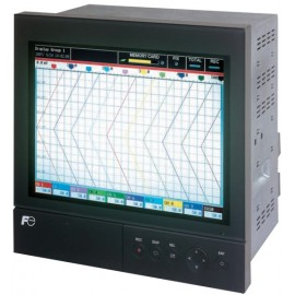 Fuji PHU Large Display Paperless Recorder, Up To 36 inputs