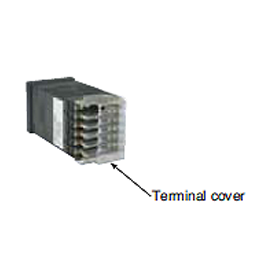 Terminal Cover for PXR4 Temperature Controllers