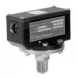 Bailey & Mackey Low Range Pressure Switch Type 1481
